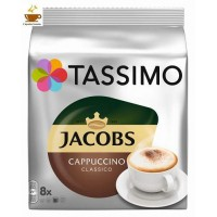 TASSIMO JACOBS CAPPUCCINO 16 TD