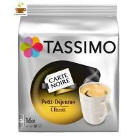CAPSULAS TASSIMO PETIT DEJEUNER 16 TD