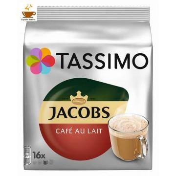 Tassimo Jacobs Cafe Au Lait 16 Bebidas