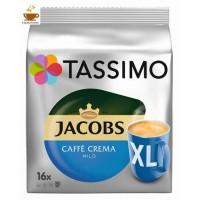 TASSIMO JACOBS CREMA MILD XL 16 TD