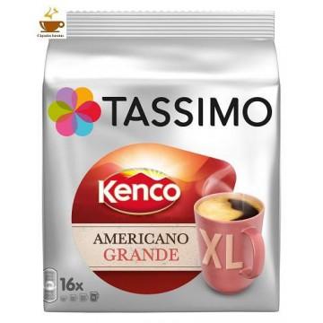 Tassimo Kenco Americano Grande 16 Bebidas