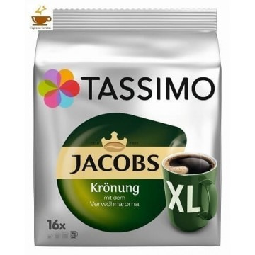 Tassimo Jacobs Krönung Xl 16 Bebidas