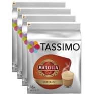 CAPSULAS TASSIMO SAIMAZA CORTADO  5 PACKS 3,89 UD