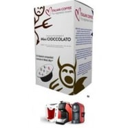 Compatible  A Modo Mio Chocolate 16 Ud