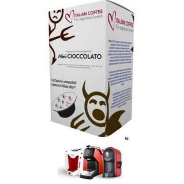 Compatible A Modo Mio Chocolate 16 Ud 0,26/ud