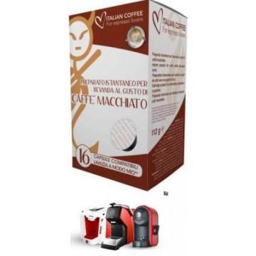 Compatible A Modo Mio Espresso Cortado16 Ud 0,26/ud