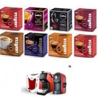 Lavazza Modo Mio Set mega 8 pack de café 128 cápsulas