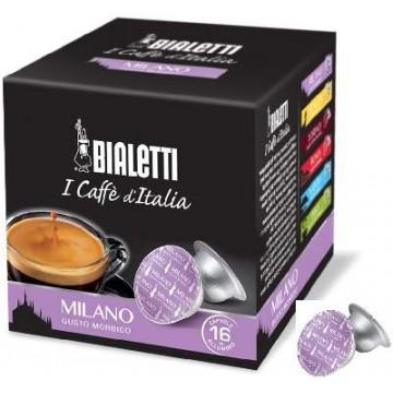 Capsulas Bialetti Milano Arabica 16 ud