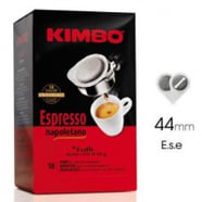 Caspulas Ese Kimbo Espresso Napoletano 18 ud