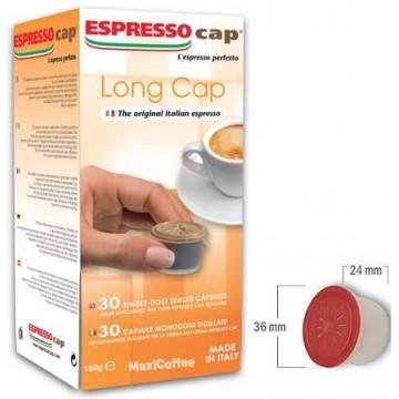 Espresso Cap/Due Long Cap 30 ud