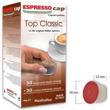 Espresso Cap/Due Top Classic 30 ud