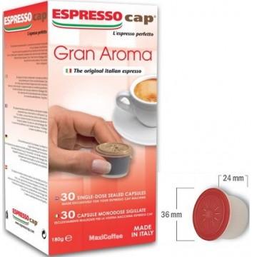 Espresso Cap/Due Gran Aroma 30 ud