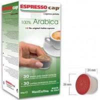Espresso Cap 100% Arabica 30 ud