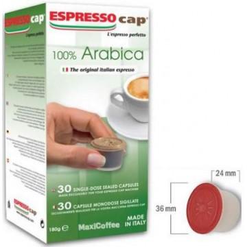Espresso Cap/Due 100% Arabica 30 ud