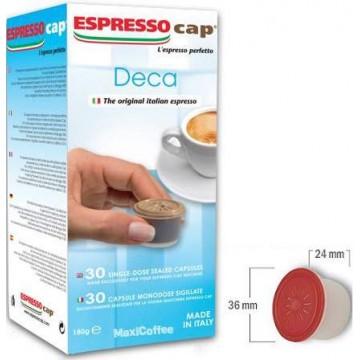 Espresso Cap/Due Descafeinado 30 ud