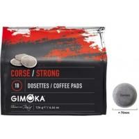 Capsulas Senseo Compatible Gimoka Strong 18 ud