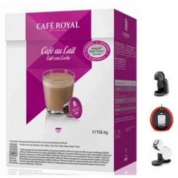 Café Royal Compatible Dolce Gusto®* Café con Leche