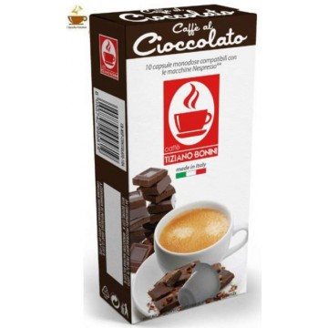 Bonini Nespresso®* Café al Chocolate 10 ud