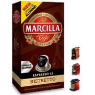 Capsulas Marcilla Extra Fuerte 10 ud