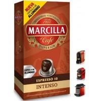 Capsulas Marcilla Fuerte 10 ud