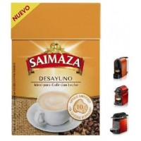 Saimaza Nespresso®* Desayuno