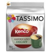 Tassimo Kenco Americano Decaff 16 Bebidas