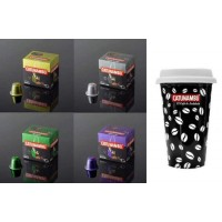 Catunambu Nespresso Compatible Degustación Nespresso