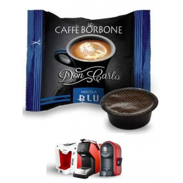 Borbone Lavazza a Modo Mio Blu 50 Capsulas