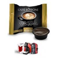 Compatible A Modo Mio Borbone Oro 50 Cápsulas