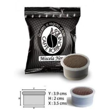 Espresso Point Fap Borbone Nera 50 Cápsulas