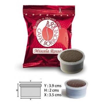 Espresso Point Borbone Rossa 50 Cápsulas