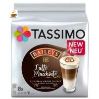 Tassimo Latte Macchiato Baileys 8 bebidas