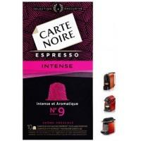 CARTE NOIRE INTENSE 10 CAPSULAS