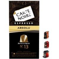 CARTE NOIRE ESPRESSO INTENSE ABSOLU 10 UD