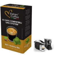 Arabica Bio Espresso Cap Compatibles 10 Capsulas