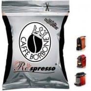 OFERTA Nespresso Borbone Nera 50 ud