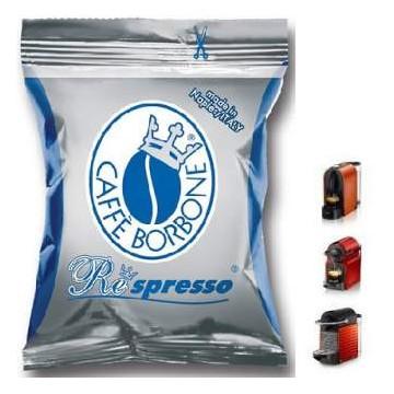 Caffe Borbone Nespresso Blu 50 Capsulas