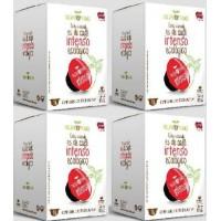 Origen Dolce Gusto®* Intenso Bio 64 Cápsulas