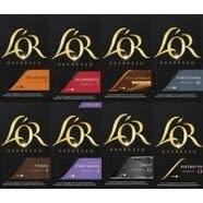 L`Or Espresso Degustación Cafés 80 Cápsulas