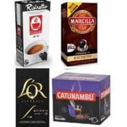 Compatibles Nespresso Ristretto Kit 40 Cápsulas