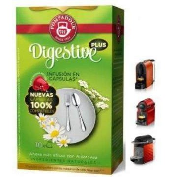 Pompadour Digestive 10 Cápsulas