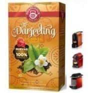 Pompadour Té Negro Darjeeling 10 Bebidas