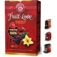 Pompadour Fruit Love 10 Bebidas