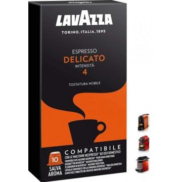 Lavazza Nespresso Delicato 10 Cápsulas