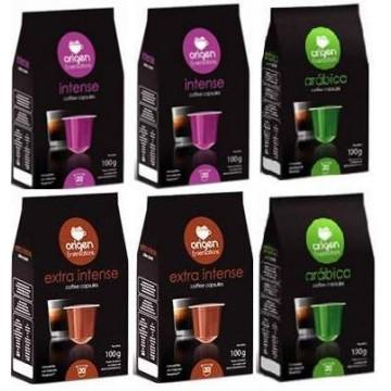 Origen Sensations Nespresso Degustación 120 Cápsulas