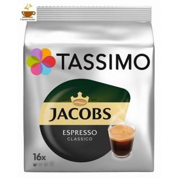 Tassimo Jacobs Espresso Classico 16 Bebidas