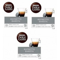 CAPSULAS DOLCE GUSTO BARISTA 3 PACKS 4.35 UD