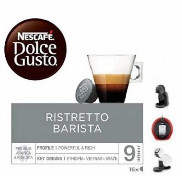 Nescafe Dolce Gusto Barista 16 Ud