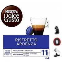 NESCAFE DOLCE GUSTO RISTRETTO ARDENZA 16 UD