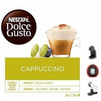 DOLCE GUSTO CAPPUCCINO 16 UD